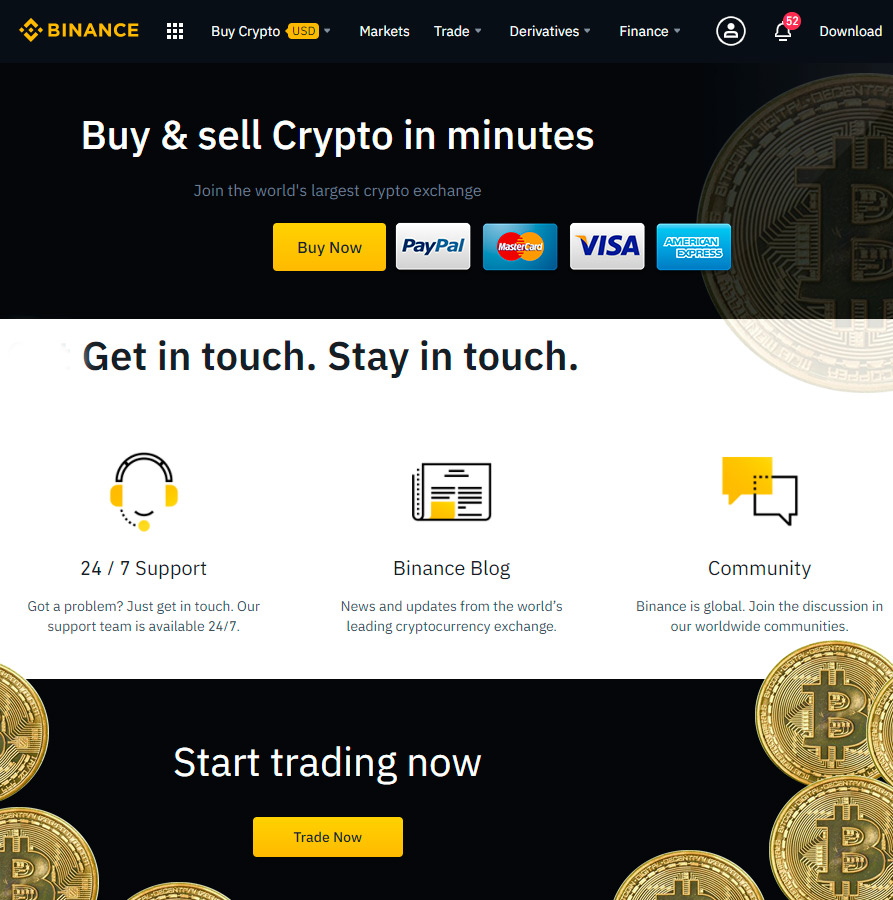 Cryptocurrency  trading Binance worth it